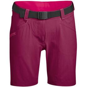 Maier Sports Lulaka Pantaloni corti Donna rosa
